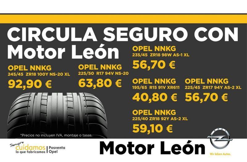 Circula seguro con Motor León