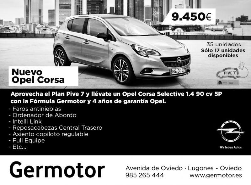 Nuevo Opel Corsa!!!