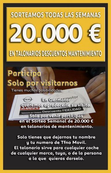 2000 euros Pueden ser tuyos
