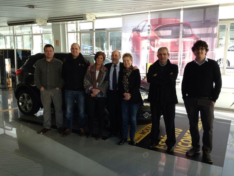 Ganadores del Sales Challenge Opel 2014