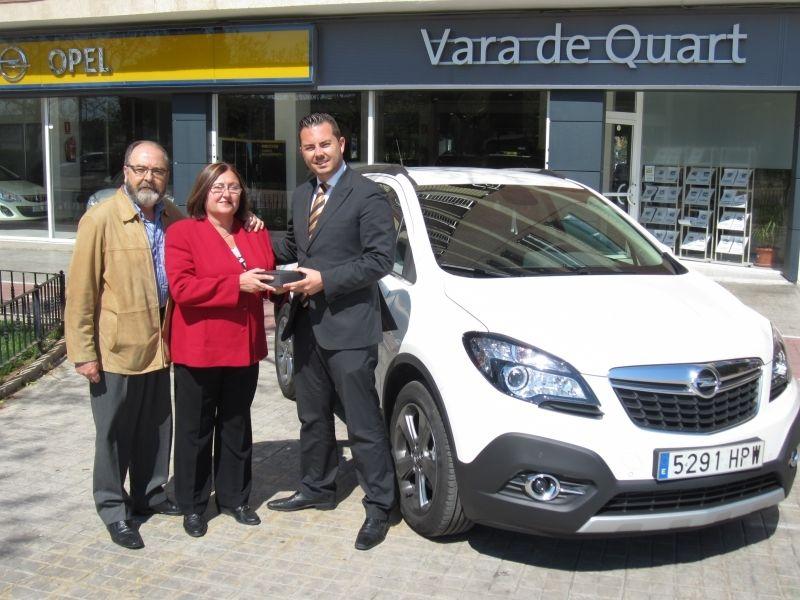 Opel Vara de Quart celebra el Día de la Madre