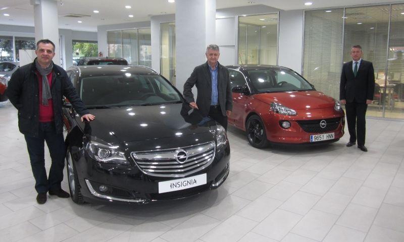 Vara de Quart: Líder en ventas Opel en la provincia de Valencia durante 2013