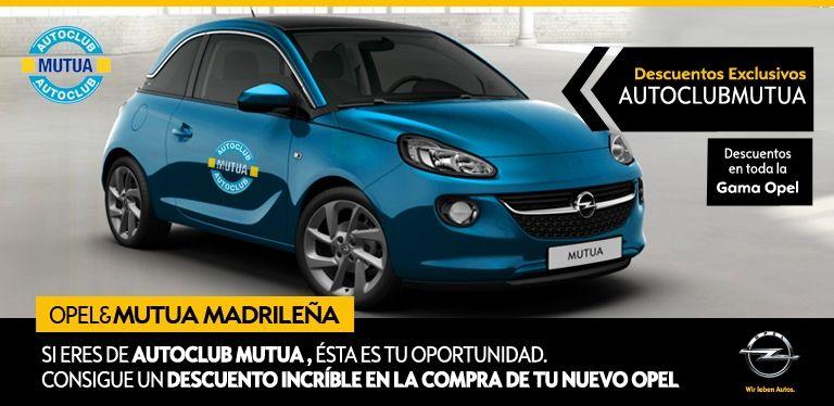 DESCUENTOS EXCLUSIVOS PARA LOS MIEMBROS DE AUTOCLUB MUTUA MADRILEÑA