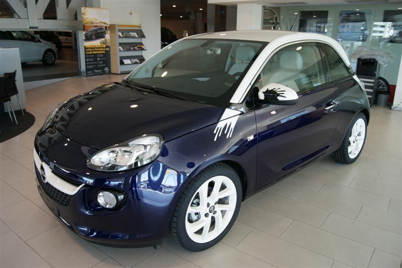 Nuevo Opel Adam