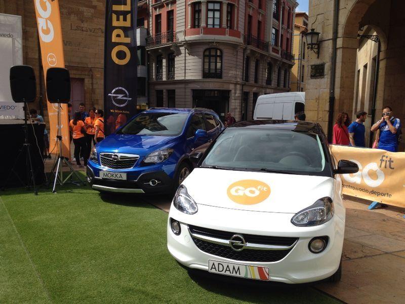 Opel Avimotor regala un año de abono gratuito para el nuevo Centro GO Fit Asturias.