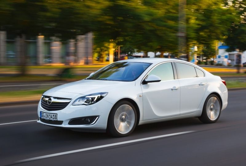 Descubre el Nuevo Opel Insignia en Opel Avimotor