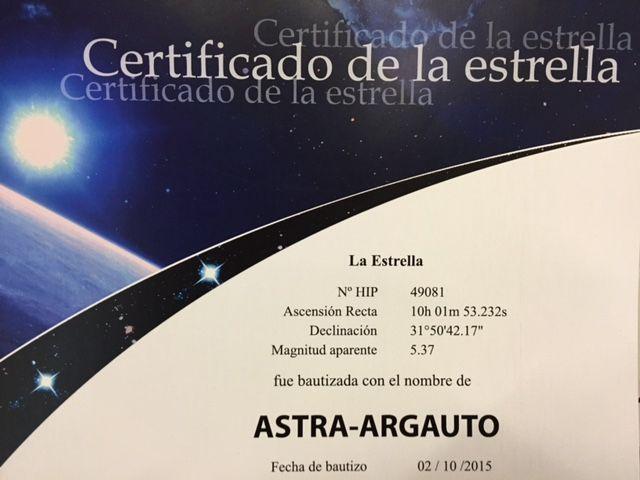 Argauto ya tiene una estrella!