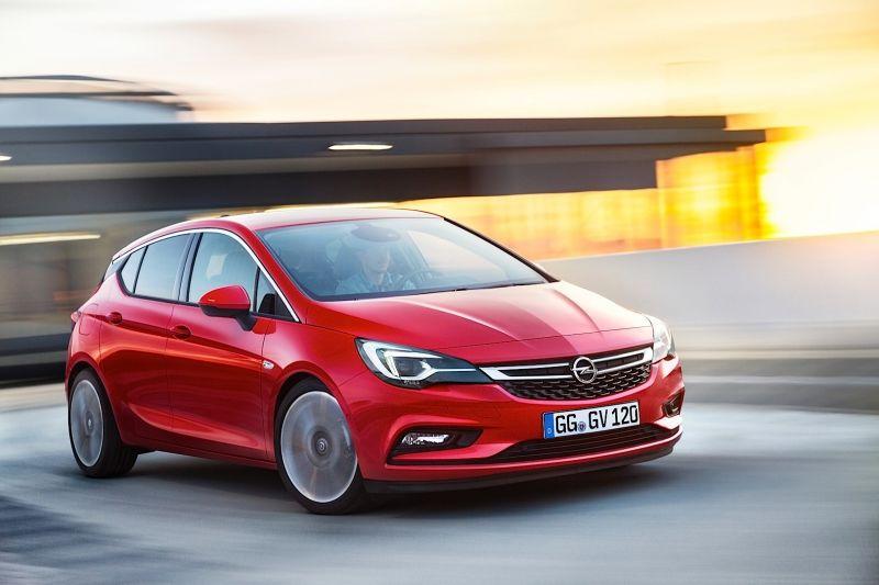 Nuevo Opel Astra, tecnología y ahorro