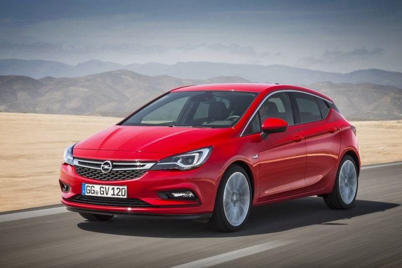 Nuevo Opel Astra, todo un éxito