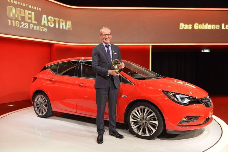 El nuevo Opel Astra sigue cosechando éxitos