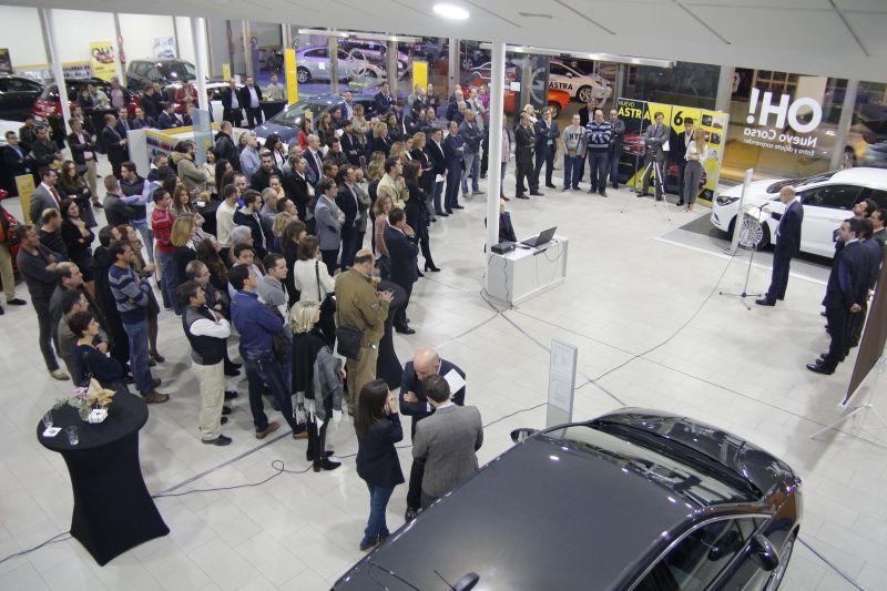 AUTIBERIA presenta el nuevo Opel Astra: el gran avance de la marca en la clase compacta.