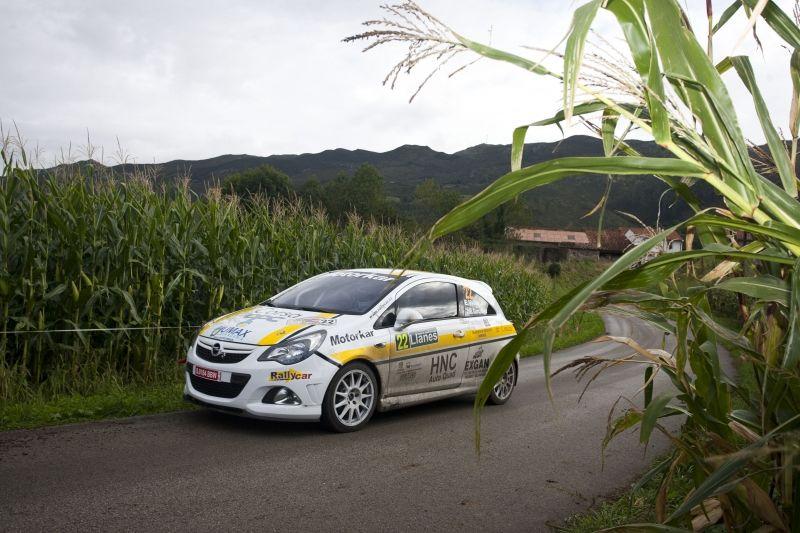 CORSA OPC RALLY DE LLANES 2012