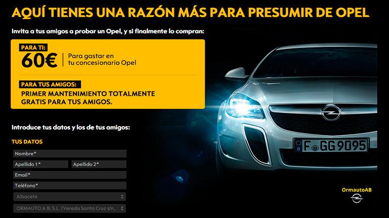 Aquí tienes una razón más para presumir de Opel