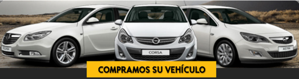 COMPRAMOS SU COCHE USADO - WE BUY YOUR USED CAR