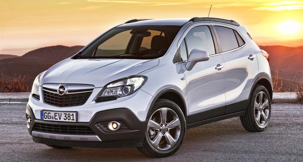 Opel Mokka, sinónimo de éxito