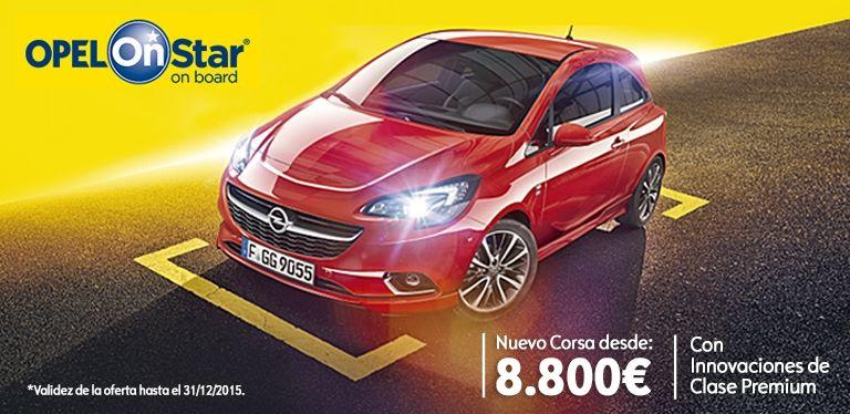 NUEVO CORSA POR 8.800€