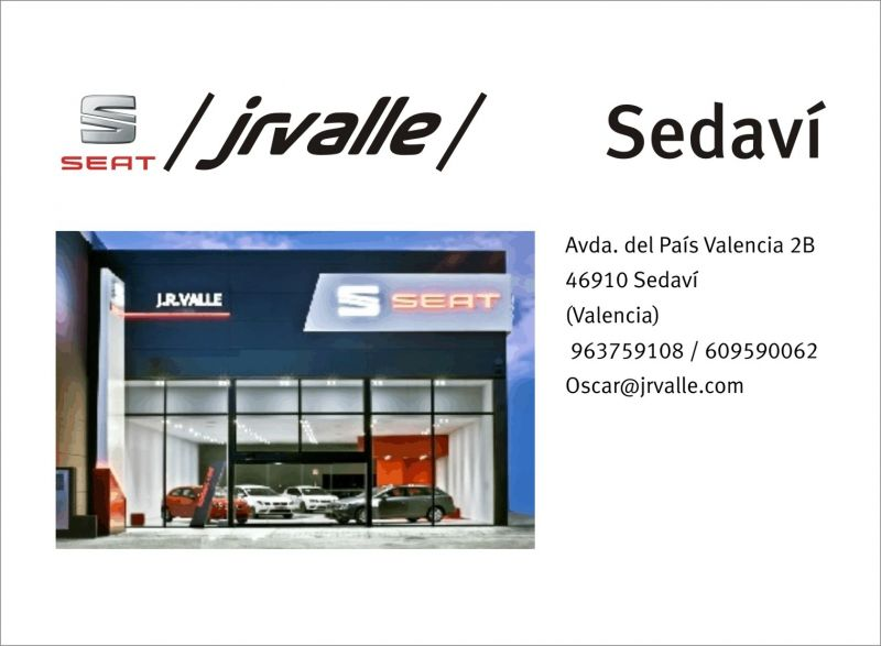 Seat - Sedavi - JR Valle