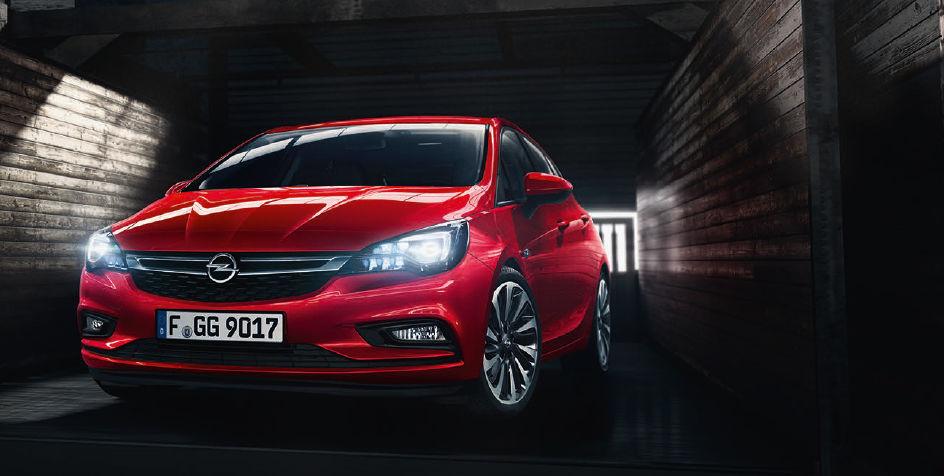 Opel, marca líder en enero
