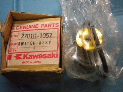 Interruptor de aceite Kawasaki - Ref. 27010-1057