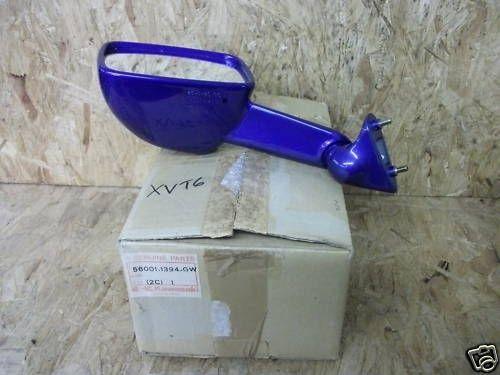 Espejo izquierdo azul Kawasaki ZZR600 - Ref. 56001-1394-GW