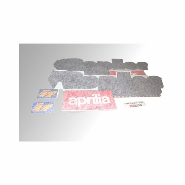 Kit pegatinas carenado Aprilia RS50 - Ref. AP8247421