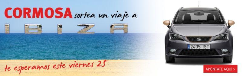Sorteo Viaje Ibiza
