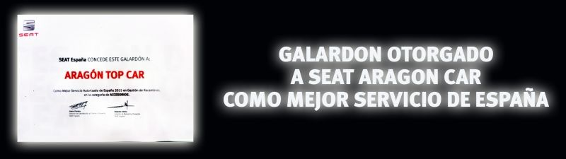MEJOR SERVICIO AUTORIZADO DE ESPAÑA