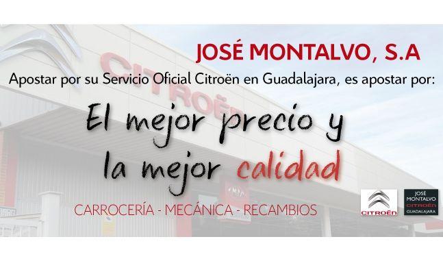 APUESTE POR SU SERVICIO OFICIAL CITROËN EN GUADALAJARA, AL MEJOR PRECIO Y CON LA MEJOR CALIDAD