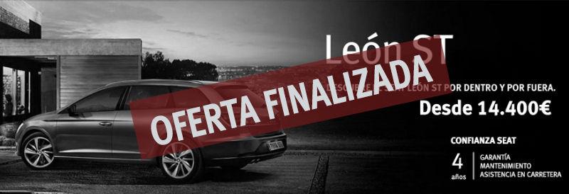 Seat León ST desde 14.400€