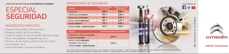 ESPECIAL SEGURIDAD Y MAS...