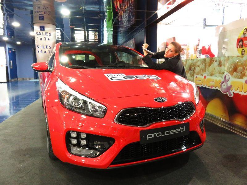 AR Motors en Cinesa Diagonal