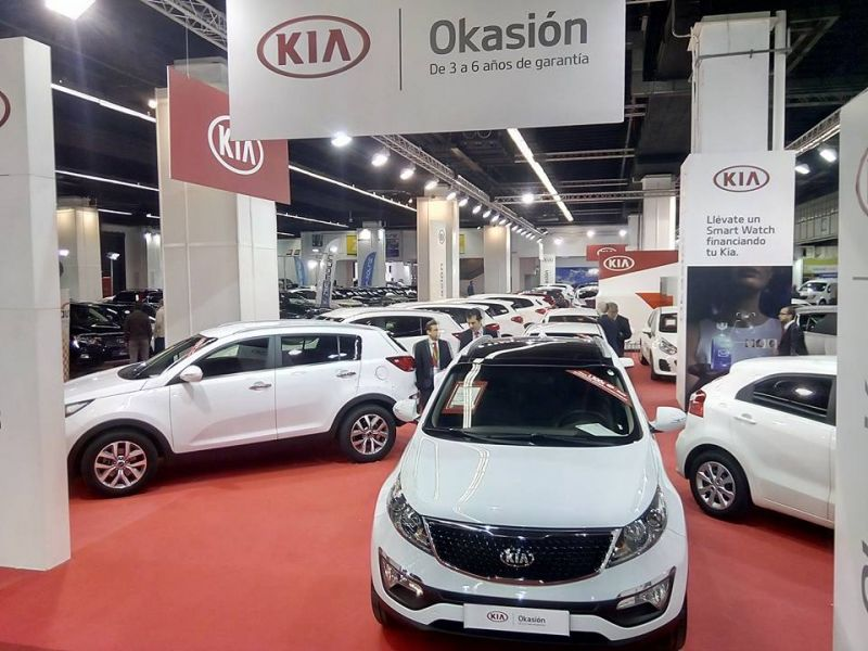 AR Motors Kia en el Salón del VO Barcelona
