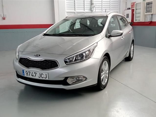 Kia Cee'd Sportswagon 1.6 CRDi Drive 128 CV por 16.000€(*)