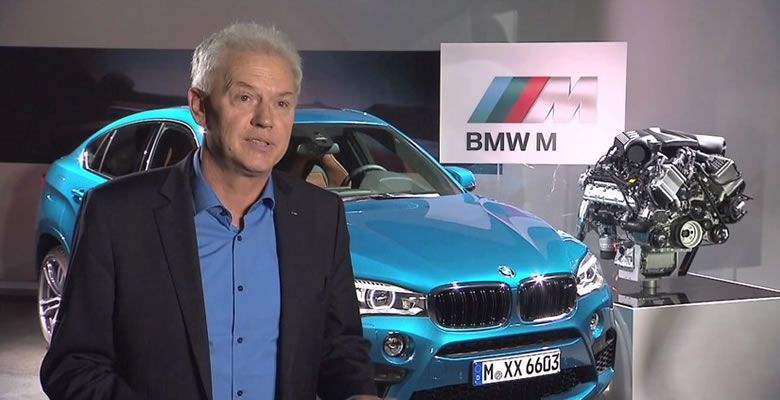 Kia ficha al ingeniero jefe de BMW