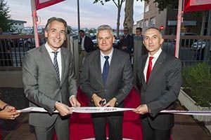 Kia inaugura un nuevo centro en San Sebastián de los Reyes