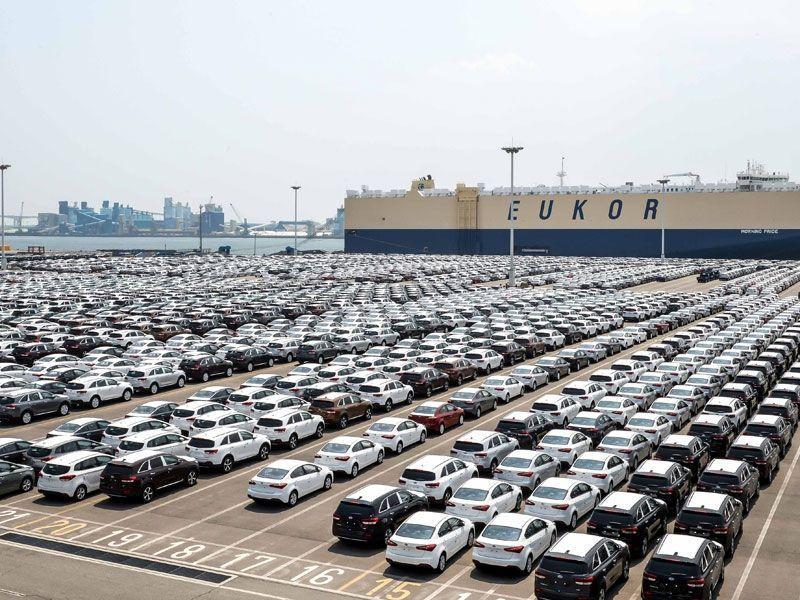 Los coches coreanos, los de más calidad, por encima de los japoneses