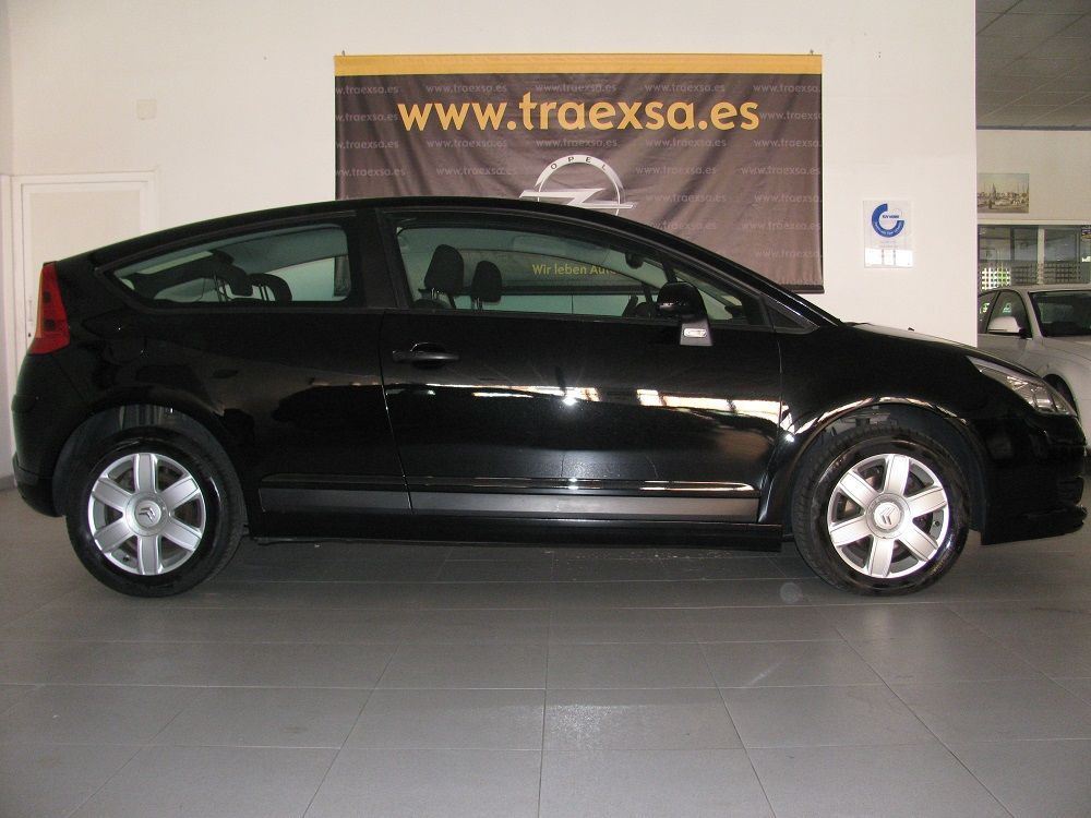CITROEN C4 1.6 HDi 110 Collection