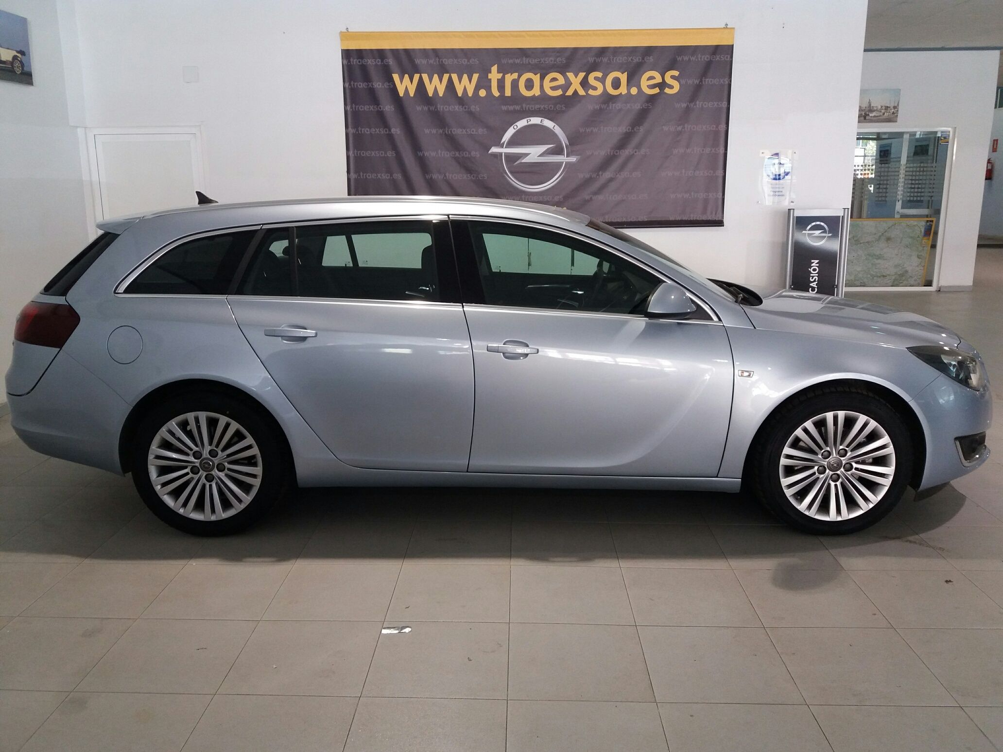 OPEL Insignia ST 2.0 CDTI ecoFLEX SS 140 Excellence