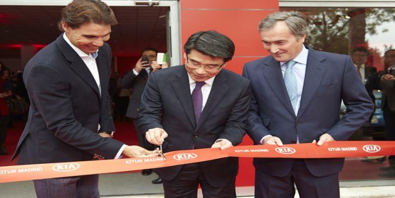 Inauguracion de las nuevas instalaciones de KITUR MADRID