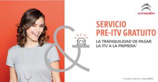 SERVICIO PRE-ITV GRATUITO