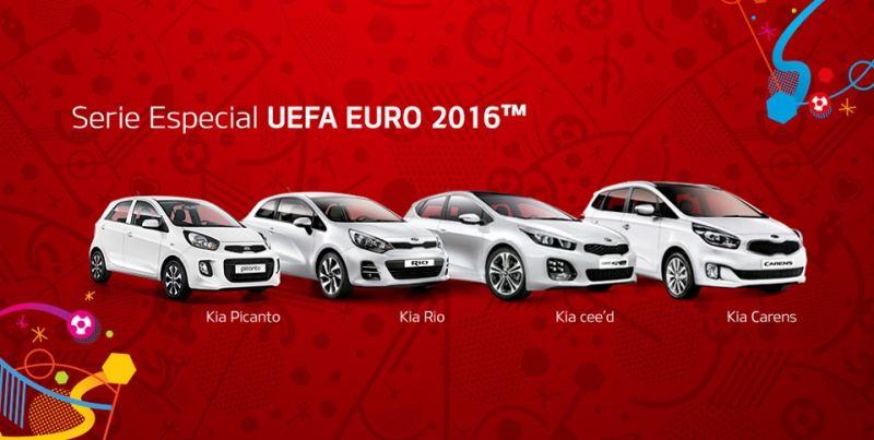 SERIE ESPECIAL UEFA EURO 2016