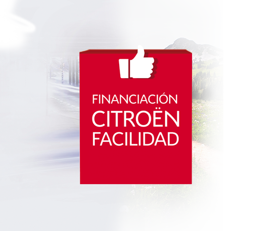 TU REPARACIÓN FINANCIADA CON CITROEN FACILIDAD