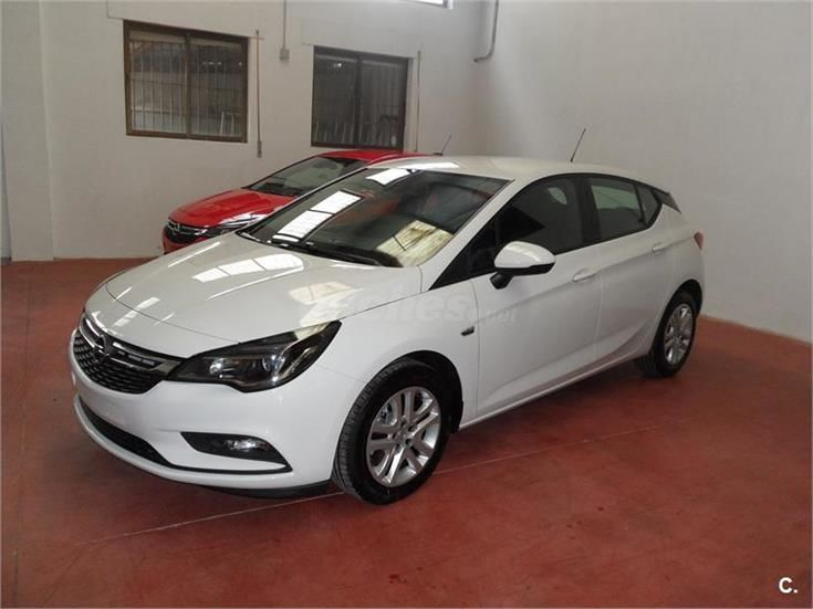 OPEL ASTRA SELECTIVE 1.4T 125CV. S&S BLANC