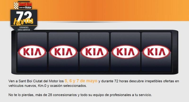 Ofertas exclusivas en Sant Boi Motor 72 horas