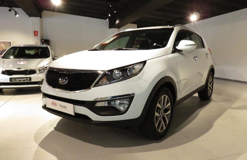 Kia Sportage 1.7 CRDi Drive por 18.700€*