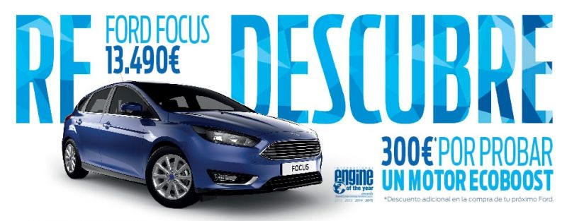REDESCUBRE FORD EN PAMPLONA CAR