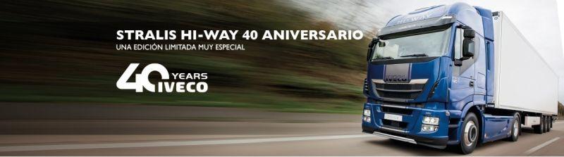 UNA EDICIÓN LIMITADA MUY ESPECIAL PARA CELEBRAR NUESTRO 40º ANIVERSARIO