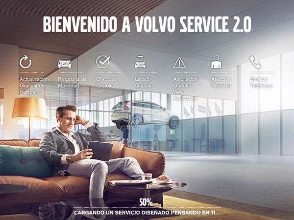VOLVO SERVICE 2.0