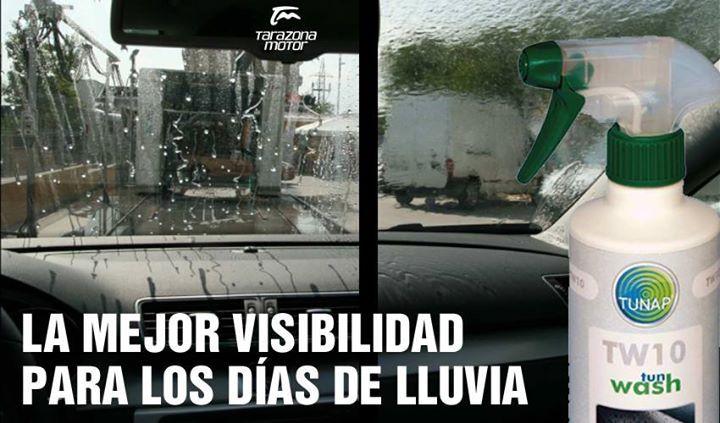 ¡LA MEJOR VISIBILIDAD PARA LOS DÍAS DE LLUVIA!