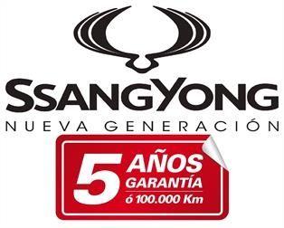 SsangYong España amplía a cinco años la garantía oficial en toda su gama de producto